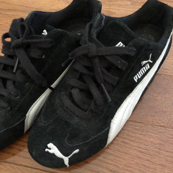 Original Puma Fabric Sneaker Black